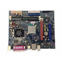 Placa Mãe Pc3000e + Processador Via C7-d 1.6ghz + 1gb Ddr2