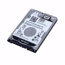 Hd Notebook 500gb Sata 3 Slim 7mm - Novo Lacrado