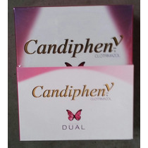 Candiphen Óvulos 200 Mg Crema 1%