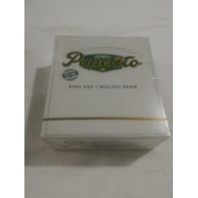 Caixa De Seda Papelito Slim 100% Original