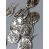 Se Vende La Medalla De La Virgen Del Valle En Plata Ley 950
