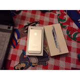 Iphone 5 Blanco, Imei / Icloud Libres