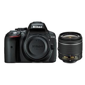 Nikon D5300 Kit 18-55mm 24,2 Mpx Vr Af-p Entrega Inmediata
