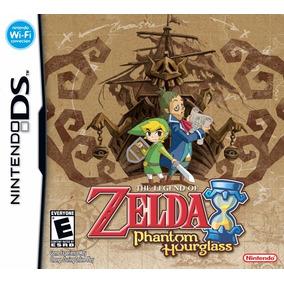 The Legend Of Zelda Phantom Hourglass - Ds