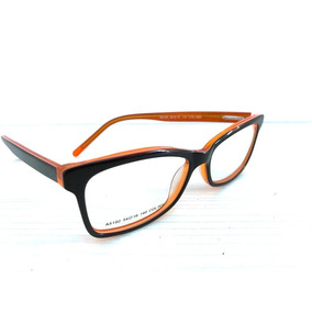 8e4d4baf24 Anteojos Modernos Para Mujer Con Aumento - Anteojos Naranja en ...
