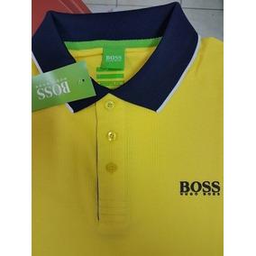 Kit 2 Camisas Polo Masculina Blusa Camiseta Polo. São Paulo · Camisas Polo  Amarela Hugo Boss Masculina Blusa Camiseta 55f34c8996673