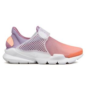Zapatillas Nike Sock Dart Br Pink 2017 Mujer