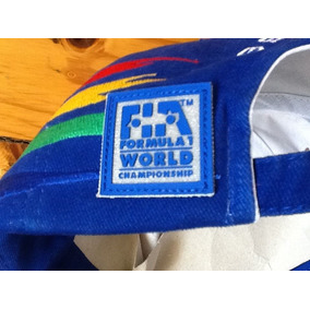 Gorra Formula1 Benetton F1 Champions 95 Schumacher F1 Racing