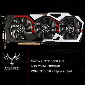 8gb Juegos Gráficos Tarjeta Nvidia Geforce Gtx 1080 Gddr5x