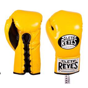 Guantes De Box Profesionales Cleto Reyes Piel 10oz 210a