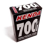 Câmara De Ar Kenda 700x18/23c Com Válvula Presta Bico 60mm