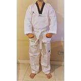 Dobok Pine Tree Master Taekwondo Nuevo Logo Wt Envió Gratis