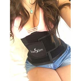 Faja Siluet Slim Gym Postparto Cinturilla Colombiana +regalo