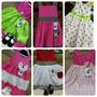 Vestido Niñas Fiesta Talla 2, 4 Y 6 Bebe Hermoso