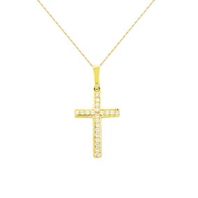 fd707078286ca Cruz Malta Pedra - Pingentes de Ouro no Mercado Livre Brasil