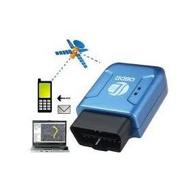 Localizador Rastreador Gps Tracker Obd2 Gsm Gpsy Sms Tk206