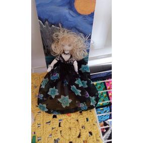 Boneca Jolie Chic Na Decoração De Seu Quarto