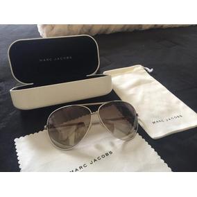 Oculos Marc Jacobs Aviador De Sol Outras Marcas - Óculos no Mercado ... 583a08a11f