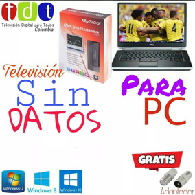 Decodificador Tdt Mygica Para Pc Windows T230c Graba Tv Hd