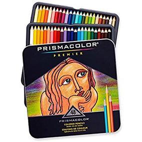 Colores Prismacolor Premier Caja 48 Unidades Nueva Y Sellada