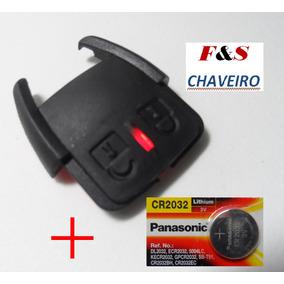 Capa Chave Gm Celta Corsa Astra Agile + Bateria Original