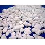 Pedras Branca Para Decoração De Jardim Trios Vasos 12120