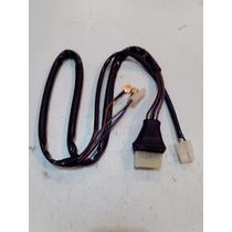 Chicote Distribuidor Ignição Eletr. Vw Ford Gm Fiat 6 Pinos