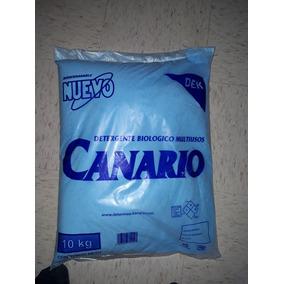 Detergente Multiusos 10kg. Canario.