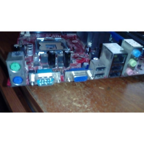 Placa Madre Msi Ms-7529 Lga 775 / Socket T Para Reparar