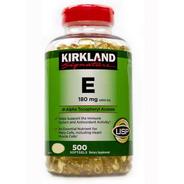 Vitamina E, De Kirkland, 400iu X 500 Caps