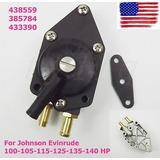 Bomba De Combustible 438559 385784 433390 Para Johnson