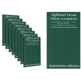 Obras Completas Sigmund Freud [25 Tomos]   Ed. Amorrortu