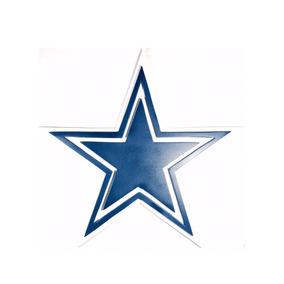 Dallas Nfl Futbol Americano Decorativo Cowboys Texas