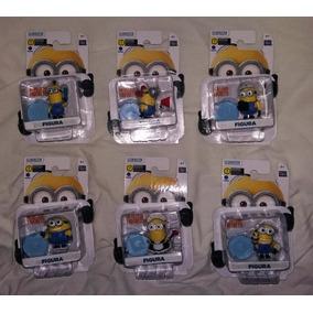 Colección Mini Figuras Minions Mi Villano Favorito Tim Dave