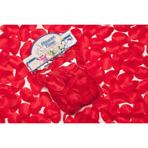 Petalos De Rosas En Tela