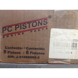 Pistones De Chevrolet 350/ Grand Blazer 5.7l
