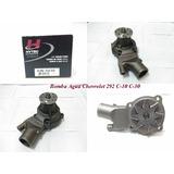 Bomba Agua Chevrolet C10 C20 C30 Motor 292 Aw5030 Americana