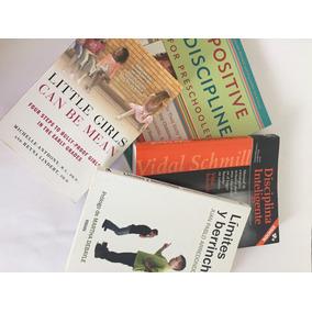 Libros Disciplina Positiva 4 Libros