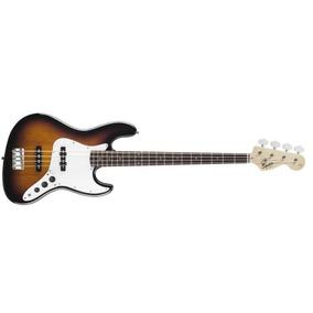 Contra Baixo Fender Squier Affinity Bass 532 Brown Sunburst