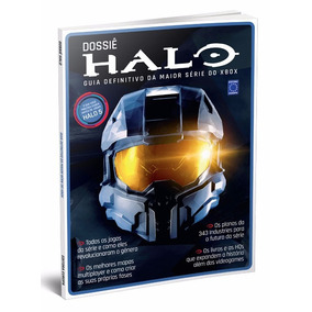 Dossiê Halo Revista Guia Definitivo Da Série Frete R$ 10,00