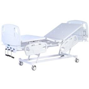 Cama Hospitalar Fawler 3 Manivelas Pintada