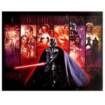 Cuadro De Pared Darth Vader Star Wars Mc1