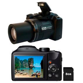 Camara Digital Fujifilm Finepix S4800 Semiprofecional