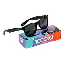 Óculos De Sol Hoopla Skateboard Preto