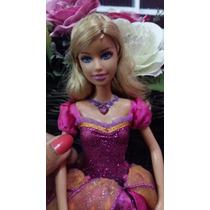Boneca Barbie Castelo De Diamantes
