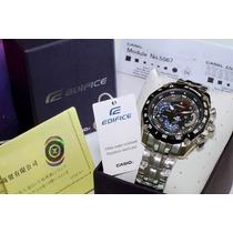 Relógio Casio Edifice Red-bull Ef 550rbsp Frete Grátis