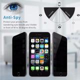Mica Cristal Templado Privacidad Para Iphone 7 Plus