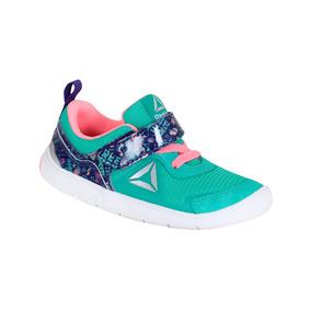 Zapato Reebok Ventureflex Stride 5.0 Bebé- Verde / Blanco