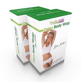Brazilian Skinny Body Wrap Kit - Lose Belly Fat Fast, Reduce