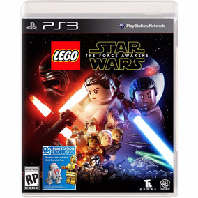 Lego Star Wars El Despertar Ps3 Fisico New Full Gamer